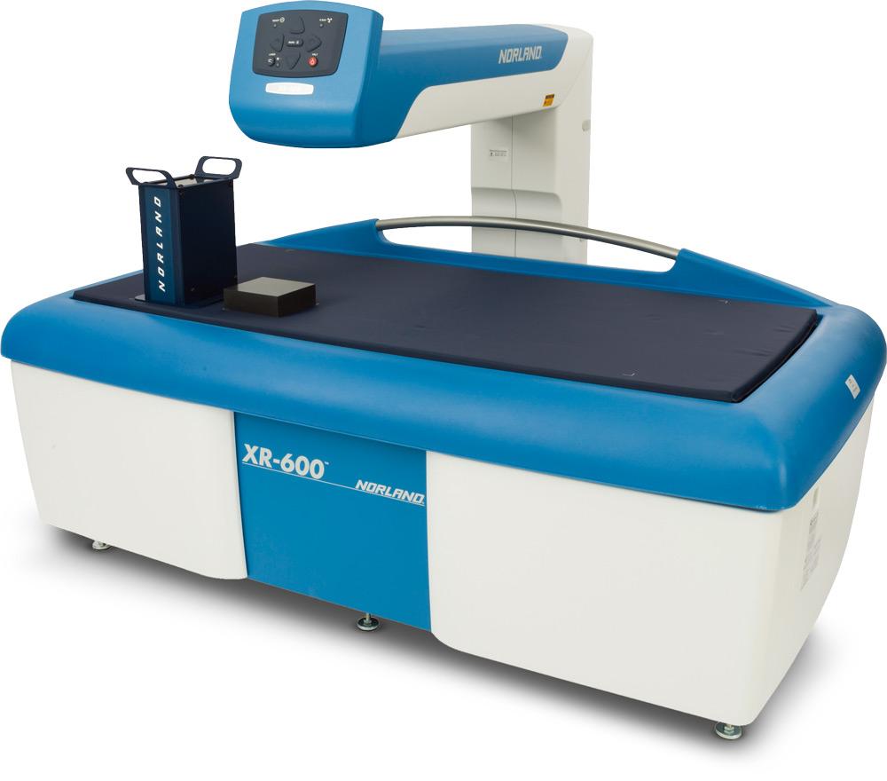 腰椎大腿骨用X線骨密度測定装置 XR-600